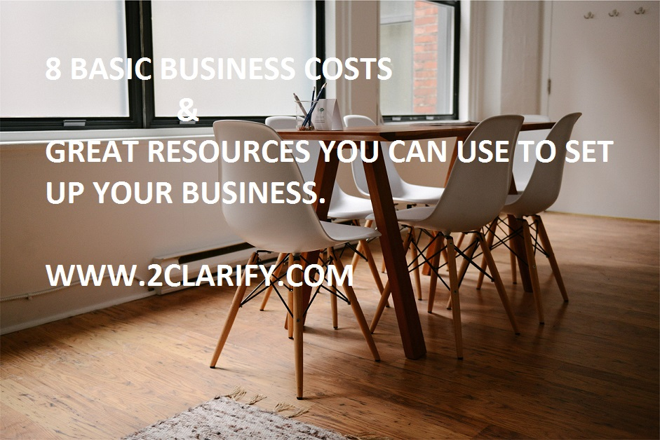 Basic business costs